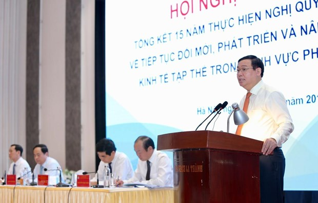 Non-agricultural collective economy develops remarkably hinh anh 1