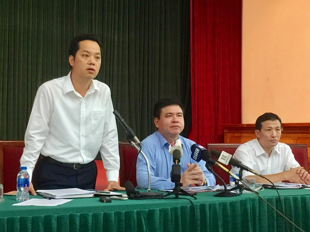 Hanoi moving to address air pollution: authorities hinh anh 1