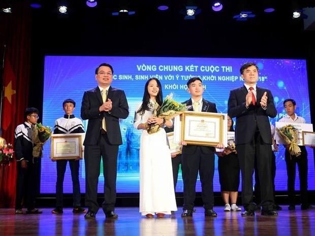 National startup festival for students to be held in Hanoi hinh anh 1