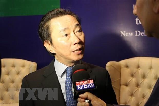 Indian media condemn China's activities in Vietnam's EEZ hinh anh 1