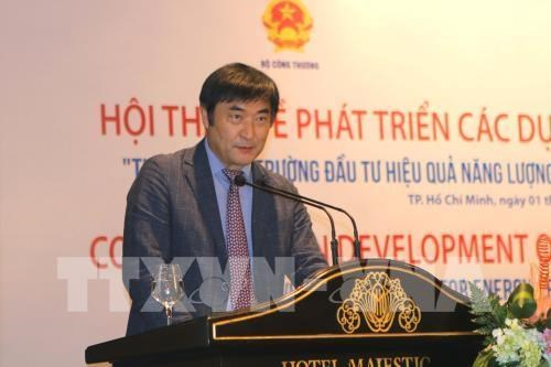 RoK experts assist energy efficiency projects in Vietnam hinh anh 1