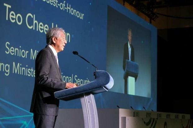 Vietnam attends Singapore International Cyber Week hinh anh 1