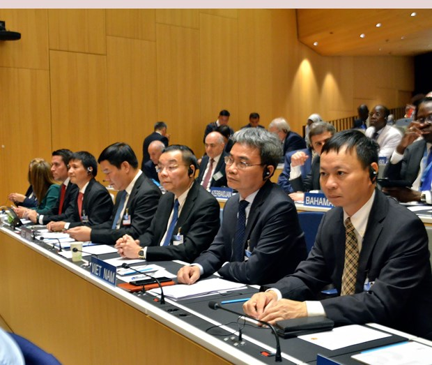 Vietnam attends WIPO General Assembly's 59th session hinh anh 1