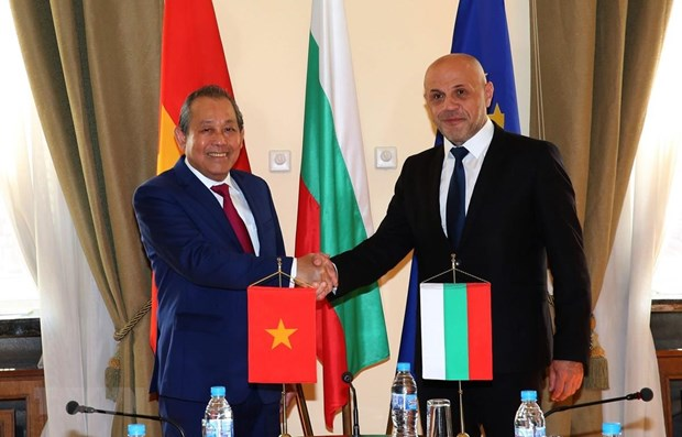 Vietnam, Bulgaria seek stronger partnership hinh anh 1