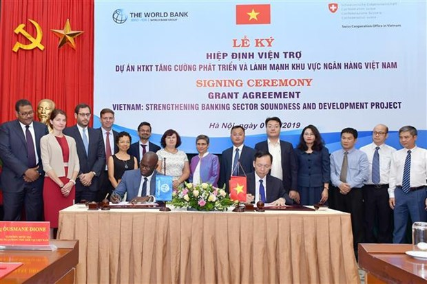 World Bank project to strengthen banking sector's soundness hinh anh 1