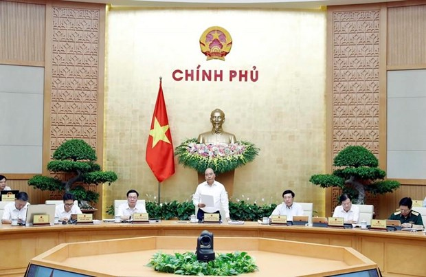 PM urges greater efforts to complete yearly targets hinh anh 1