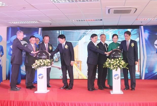 Japan's Oji Group opens fifth factory in Vietnam hinh anh 1