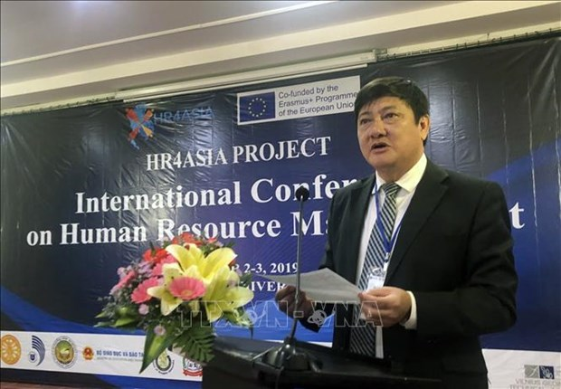 Southeast Asian universities seek ways to foster ties in HR development hinh anh 1