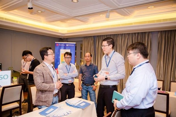 Startups seek funds on annual investment day hinh anh 1