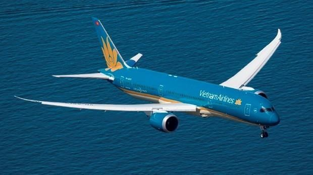 Vietnam Airlines delays more flights due to Storm Mitag hinh anh 1
