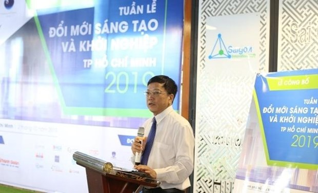 30 plus activities to take place during HCM City's innovation, startup week hinh anh 1