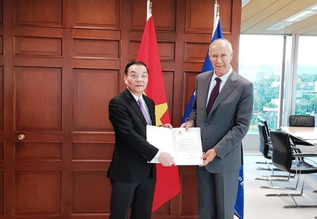 Vietnam to become member of The Hague pact on industrial designs hinh anh 1