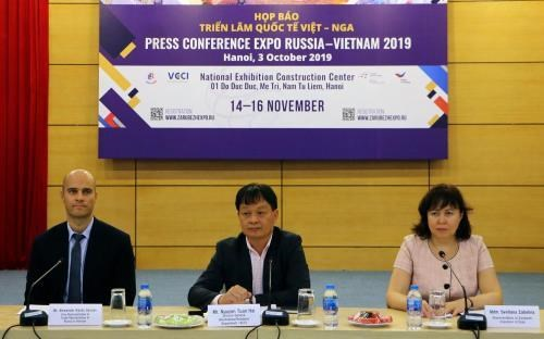 Expo-Russia Vietnam to take place in mid-November hinh anh 1