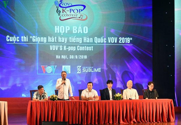 Fans of K-Pop gear up for contest hinh anh 1