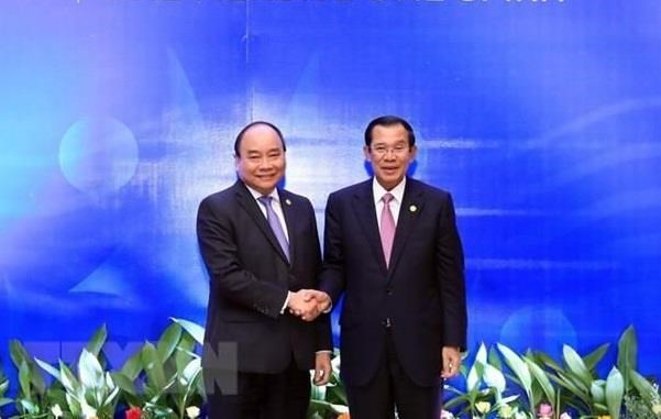 PM Hun Sen's visit to further drive Vietnam-Cambodia relations forward hinh anh 1