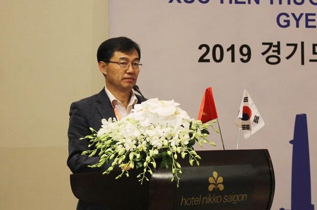 Korean firms seek business opportunities in Vietnam hinh anh 1