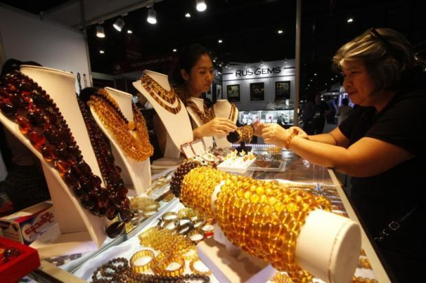 Thailand's gem and jewellery exports rise sharply hinh anh 1