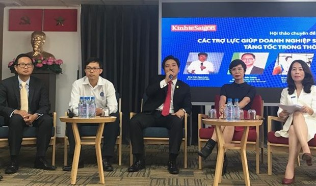 SMEs fail to make use of plentiful assistance in HCM City hinh anh 1