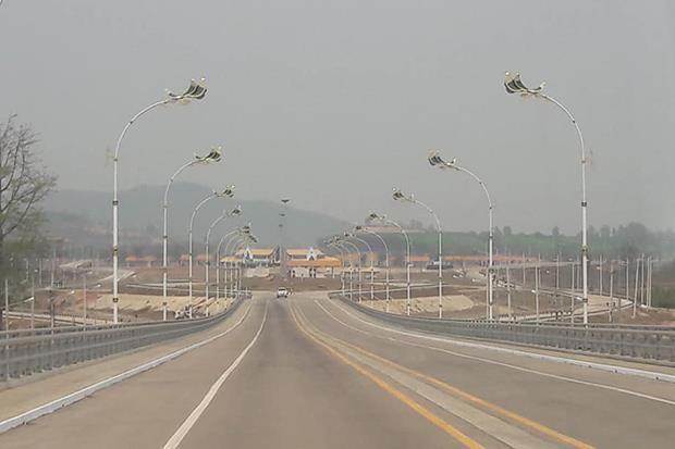 New friendship bridge to foster Thailand-Myanmar trade hinh anh 1