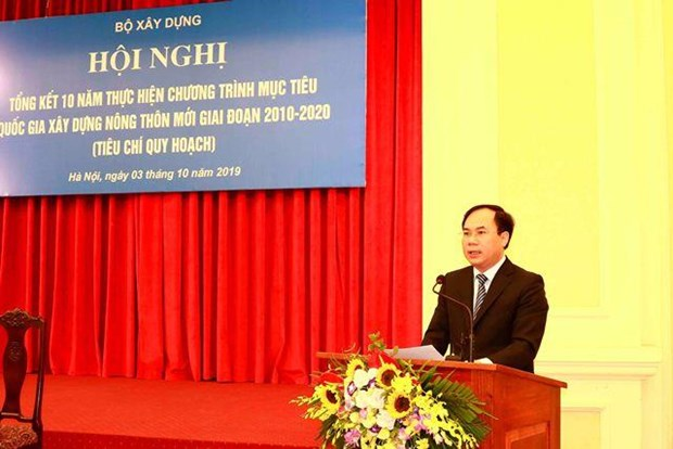 Nearly 100 percent of rural communes have planning: ministry hinh anh 1