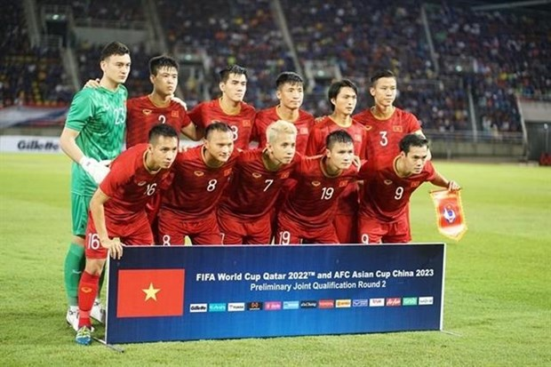 Next Media owns exclusive rights to broadcast VN World Cup matches hinh anh 1