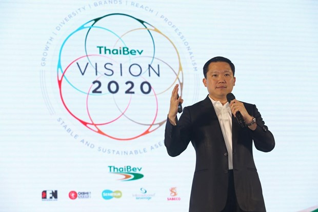Thailand's biggest drinks company strives to become ASEAN market leader hinh anh 1