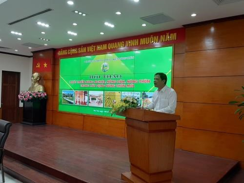 New-style rural area building faces many challenges: Minister hinh anh 1