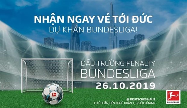 Bundesliga to hold first penalty shoot-out competition in Vietnam hinh anh 1