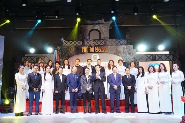 Vietnamese cultural, art association in Czech Republic holds third congress hinh anh 1