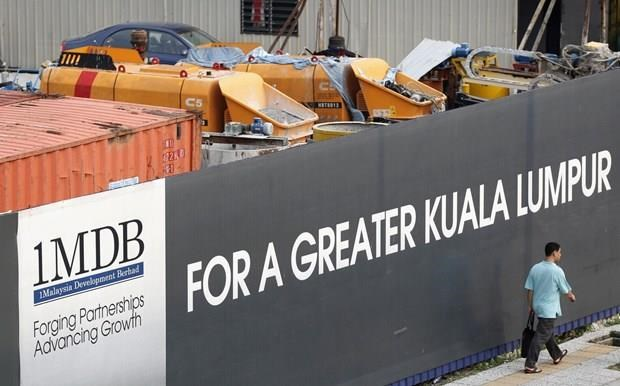 Malaysia authorities fine 80 individuals, entities in 1MDB scandal hinh anh 1