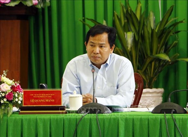 Can Tho looks for foreign support to economic development, urban management hinh anh 1