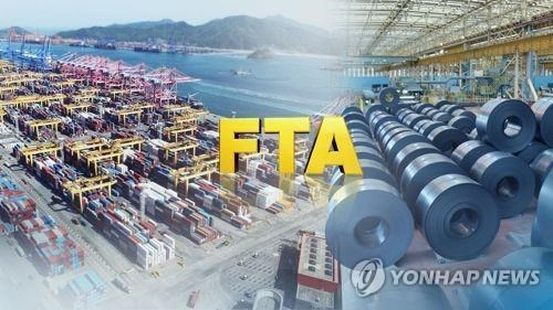 RoK strives to conclude FTA with three ASEAN members by November hinh anh 1