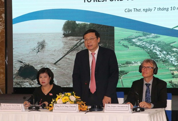 Policies, legislation on climate change to be amended hinh anh 1