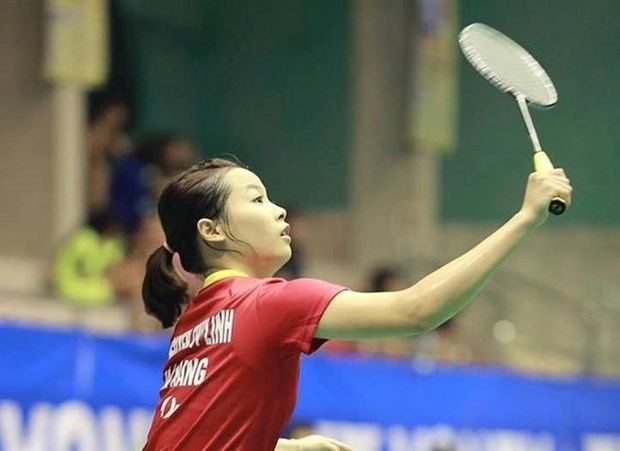 Vietnamese girl out of Indonesian Masters hinh anh 1