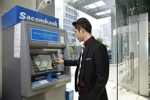 Sacombank's profit up 89.5 percent year-on-year hinh anh 1