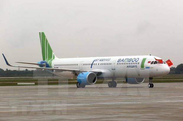 Bamboo Airways most punctual in nine months hinh anh 1
