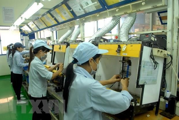 Vinh Phuc remains attractive to investors hinh anh 1