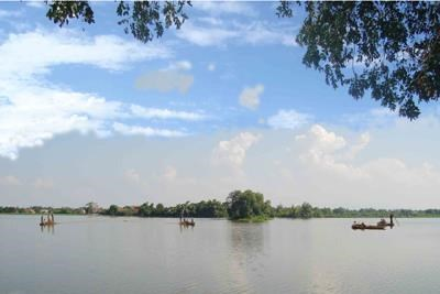 Vinh Phuc gives green light to developing Rung lake tourism site hinh anh 1