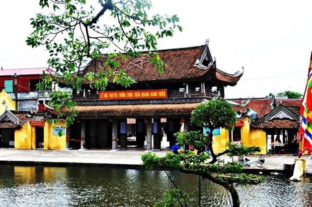Ancient pagoda in Nam Dinh recognised as national cultural heritage hinh anh 1