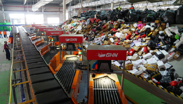 Delivery firm GHN to splash out on automatic sorting system hinh anh 1