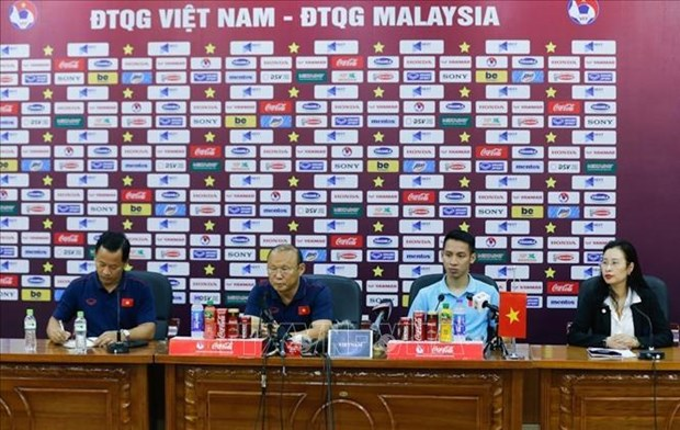 Head coach unveils roster for World Cup qualifier against Malaysia hinh anh 1