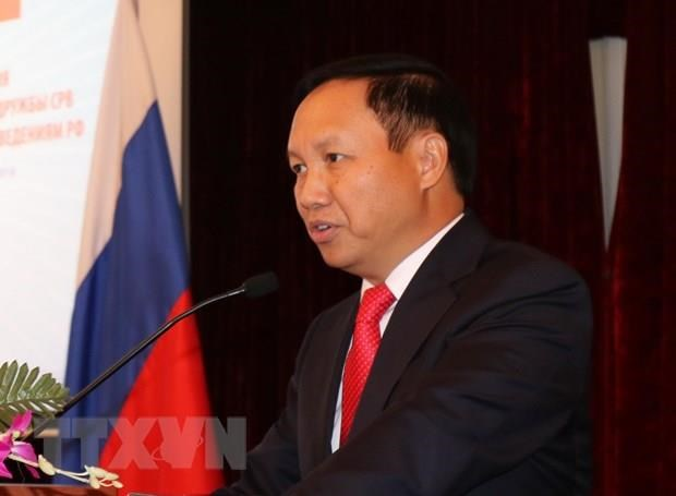 Vietnam seeks to boost relations with Kalmykia hinh anh 1