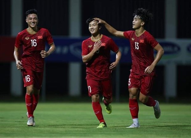 Park Hang-seo selects 23 players for U23 squad against UAE hinh anh 1