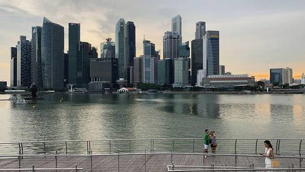 Singapore surpasses US to become most competitive economy hinh anh 1