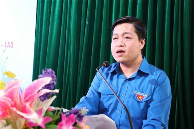 Vietnamese, Lao youth work together to promote bilateral ties hinh anh 1