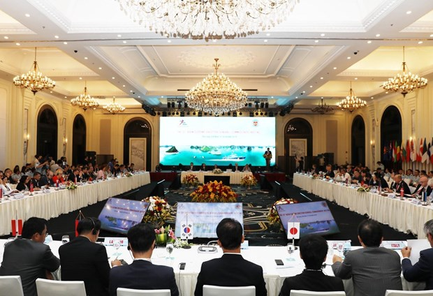 ASEM customs directors-general meeting opens in Quang Ninh hinh anh 1