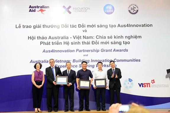 Winners of Australia's innovation partnership grants awarded hinh anh 1