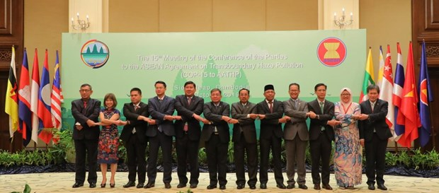 ASEAN ministers agree on prioritised actions for environmental sustainability hinh anh 1