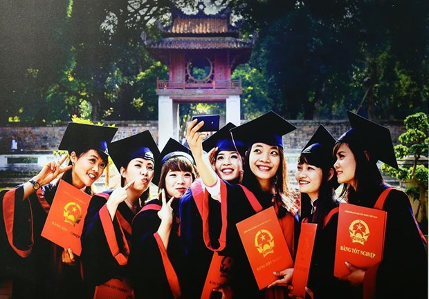 Winners of international photo contest on Hanoi awarded hinh anh 4