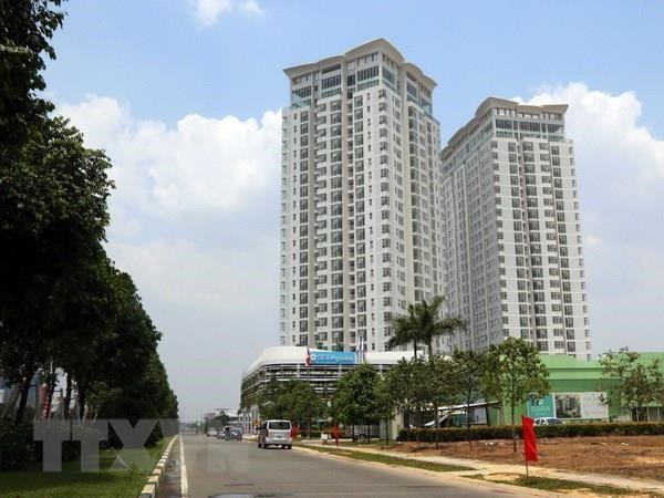 Most of Hanoi's condo projects launched in western area: CBRE hinh anh 1